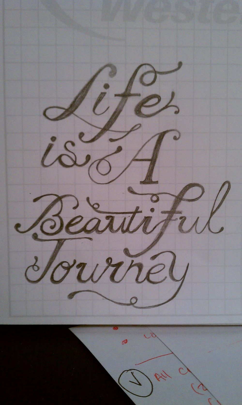 My life motto - image 1 - student project