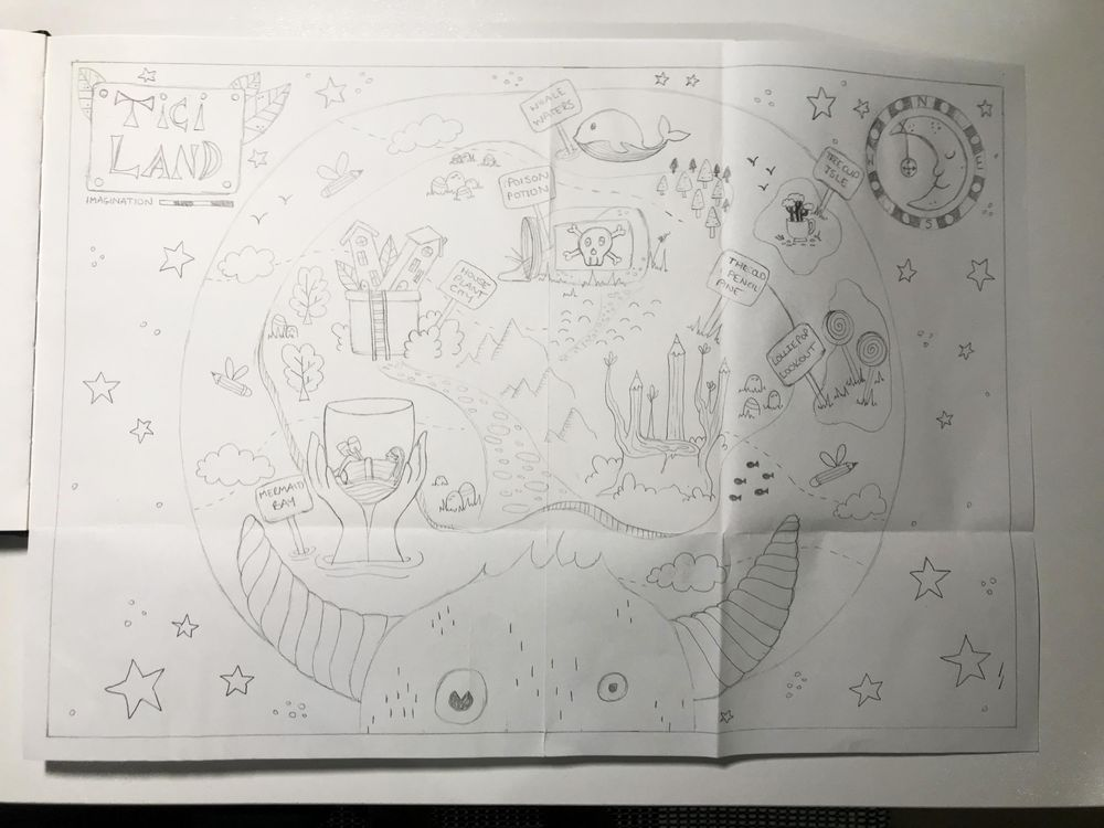 Fantasy Map - image 9 - student project