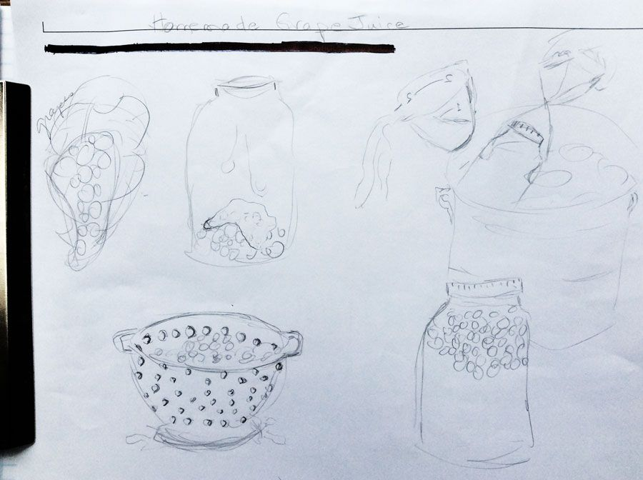 Homemade Grape Juice - image 3 - student project