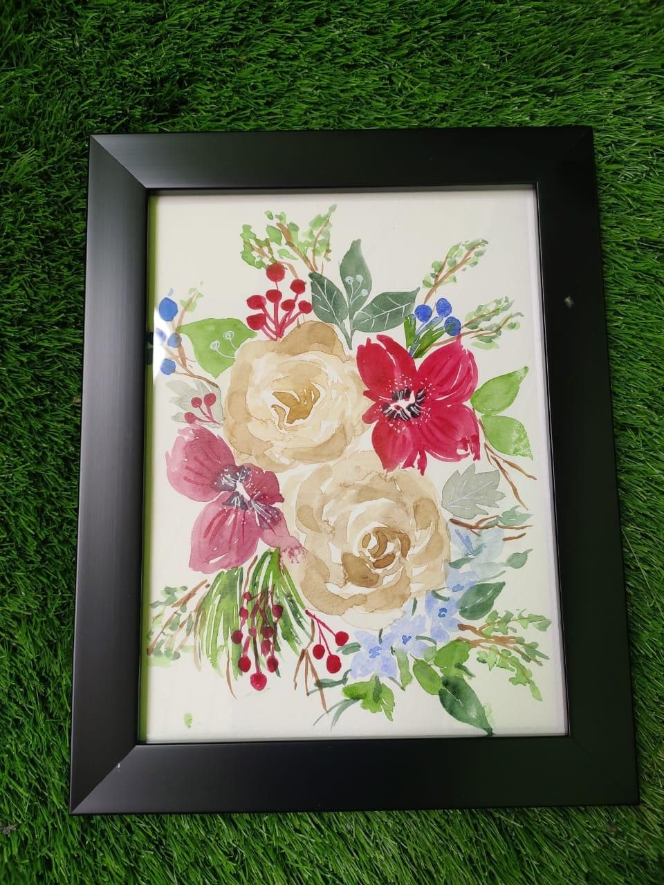 Holiday Florals - image 1 - student project