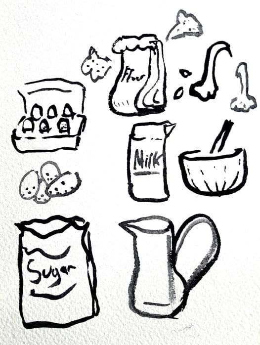 Sketchbook! - image 2 - student project