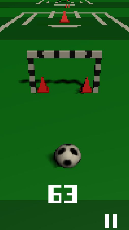 Football Ball - image 2 - student project