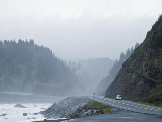 Northern California's Highway 101 - image 1 - student project