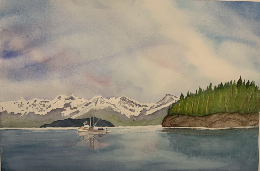 Inside Passage - image 1 - student project