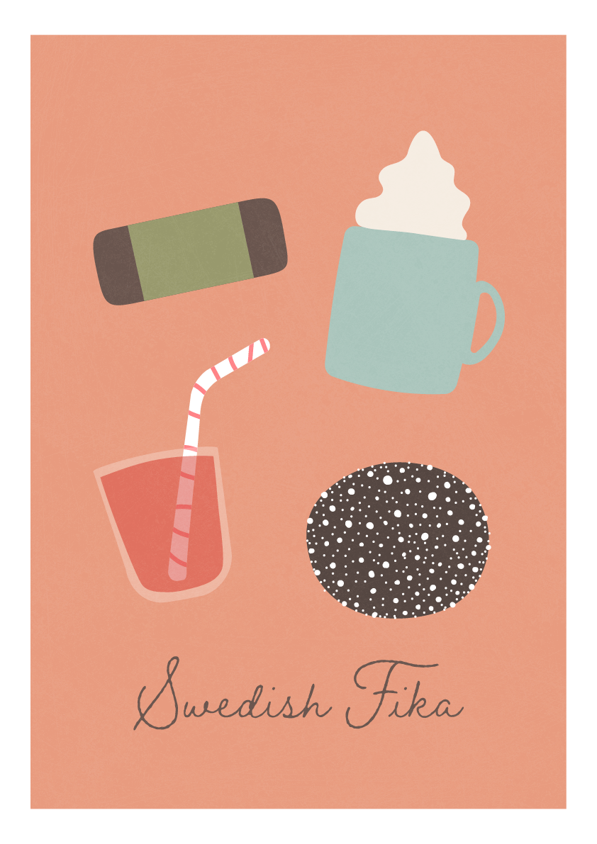Favourite Swedish Fika - image 1 - student project
