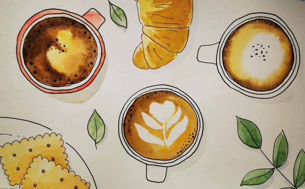 Coffee Break! - image 2 - student project
