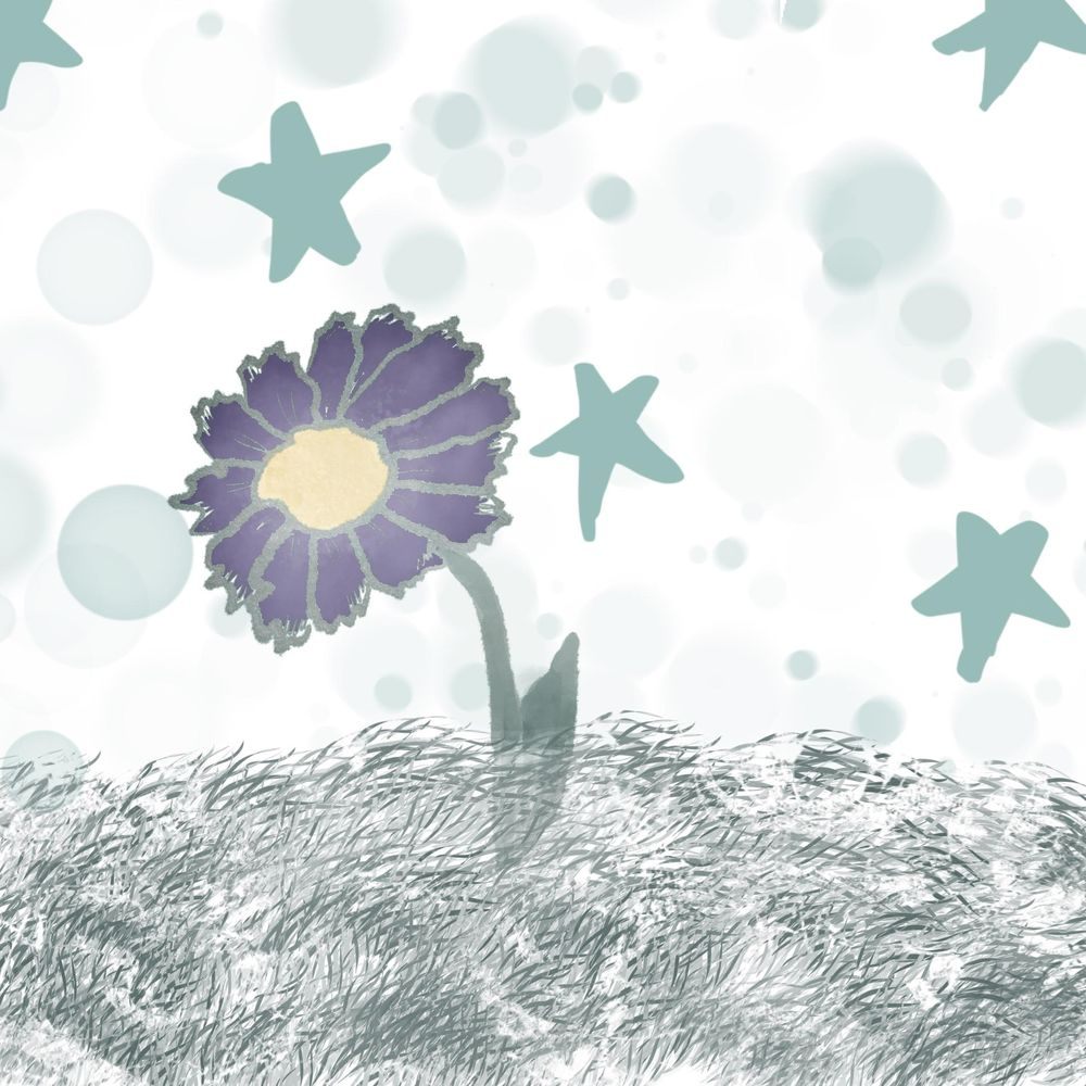 Stars and bubbles - image 2 - student project