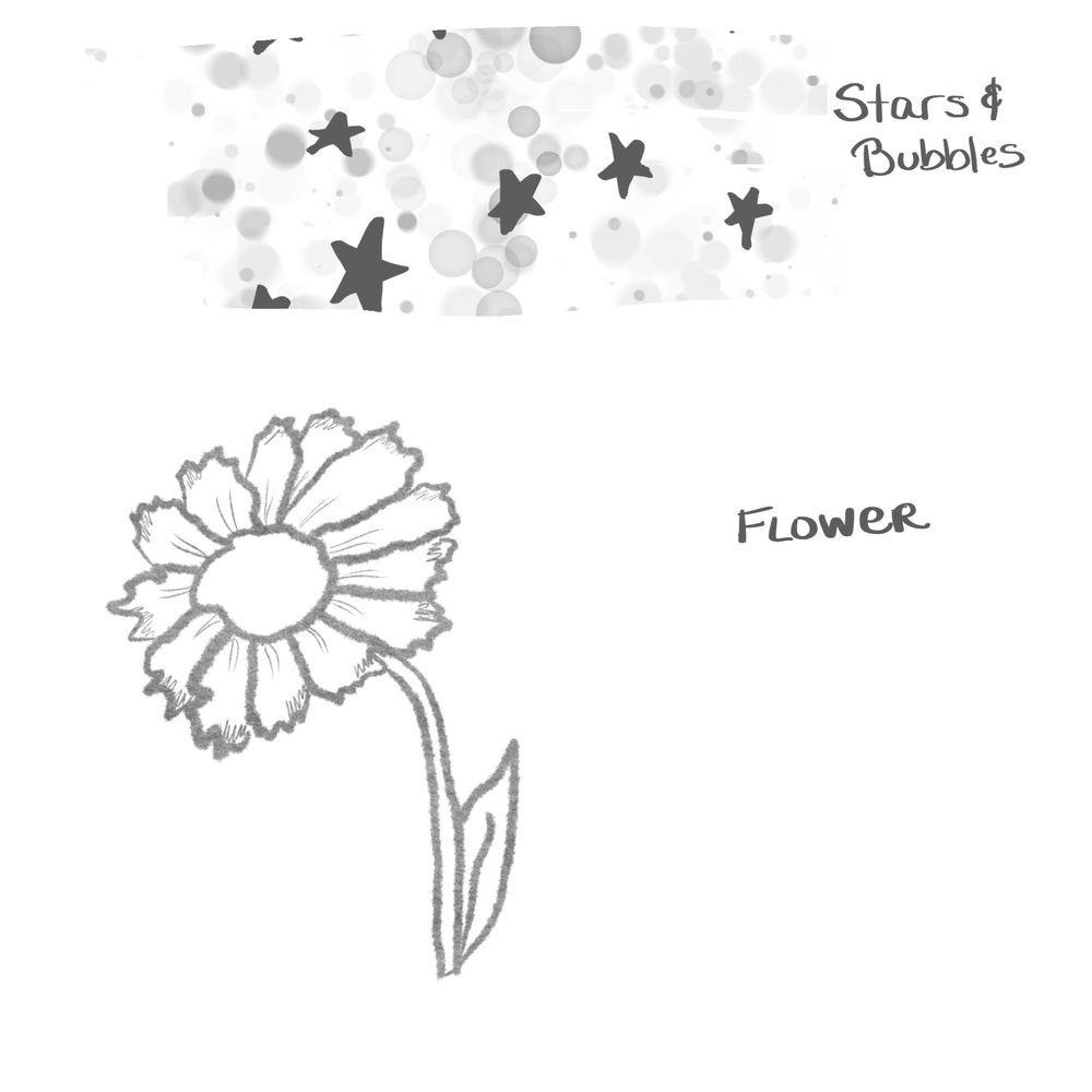 Stars and bubbles - image 1 - student project