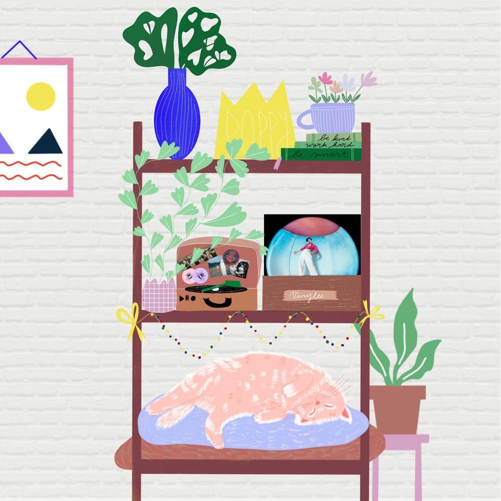 SHELF <3 - image 1 - student project