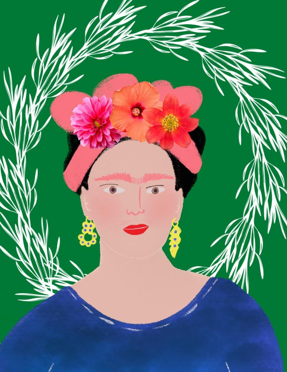 PINK FRIDA - image 1 - student project