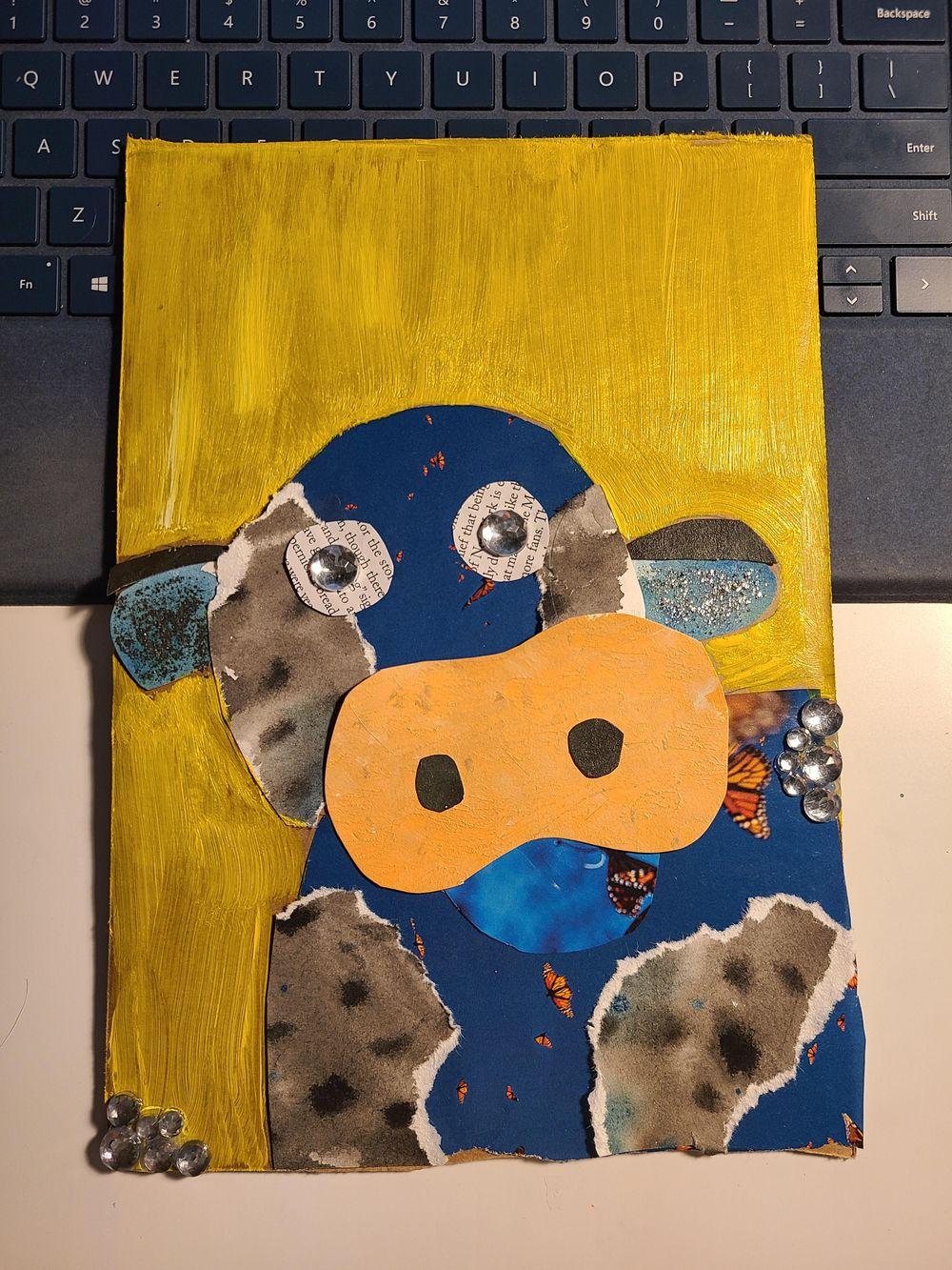 Beautiful Bovine - image 1 - student project