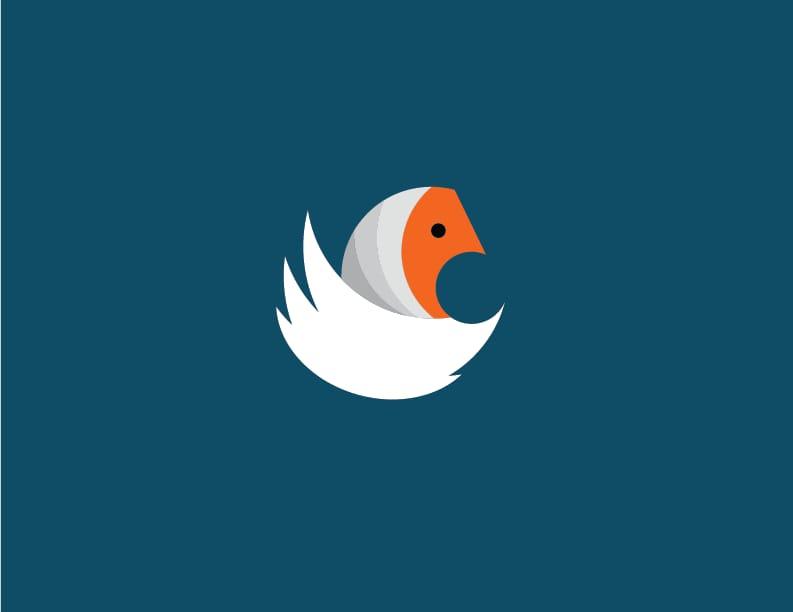 Adobe Illustrator CC – Essentials Training - Lesson 6 - Swan - image 1 - student project