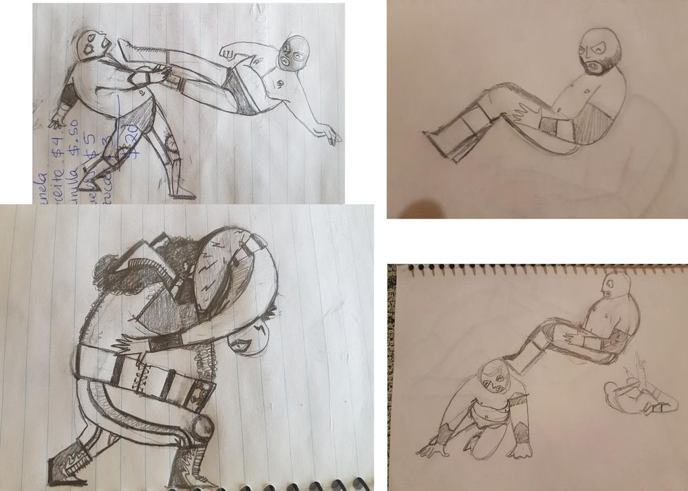 Kevin's odd bodies! - image 10 - student project