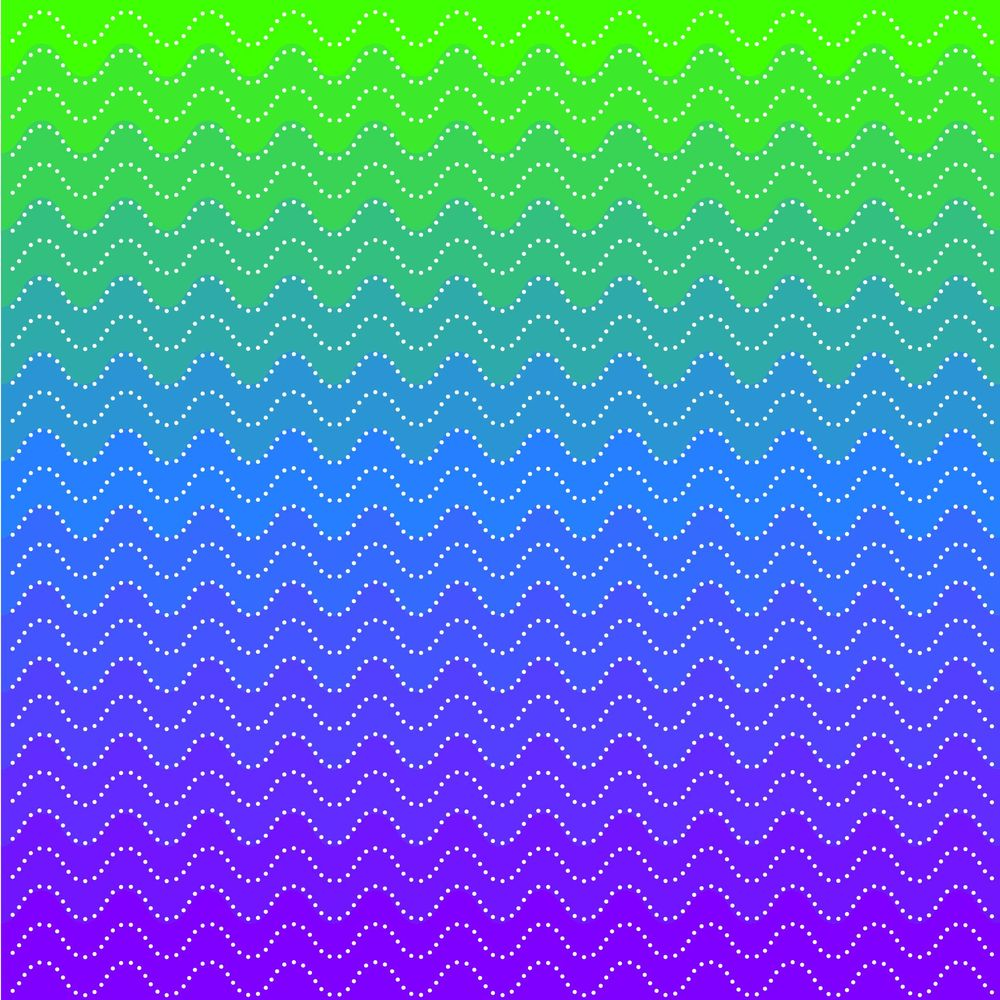 Dotty Ombre Pattern - image 1 - student project