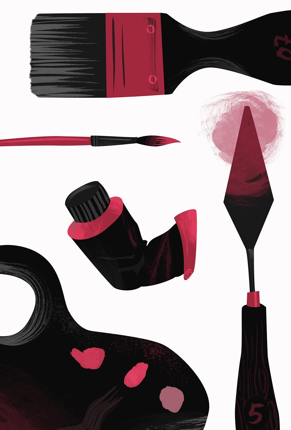 Painting tools - image 3 - student project