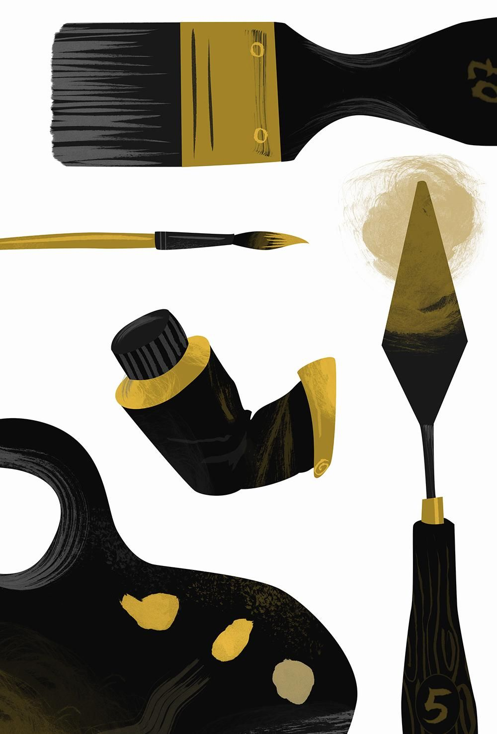 Painting tools - image 4 - student project