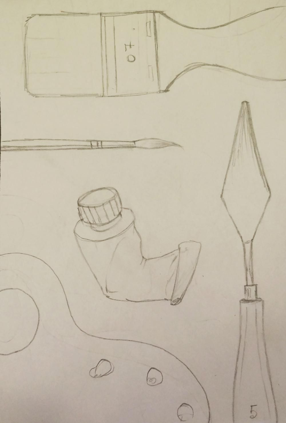 Painting tools - image 1 - student project