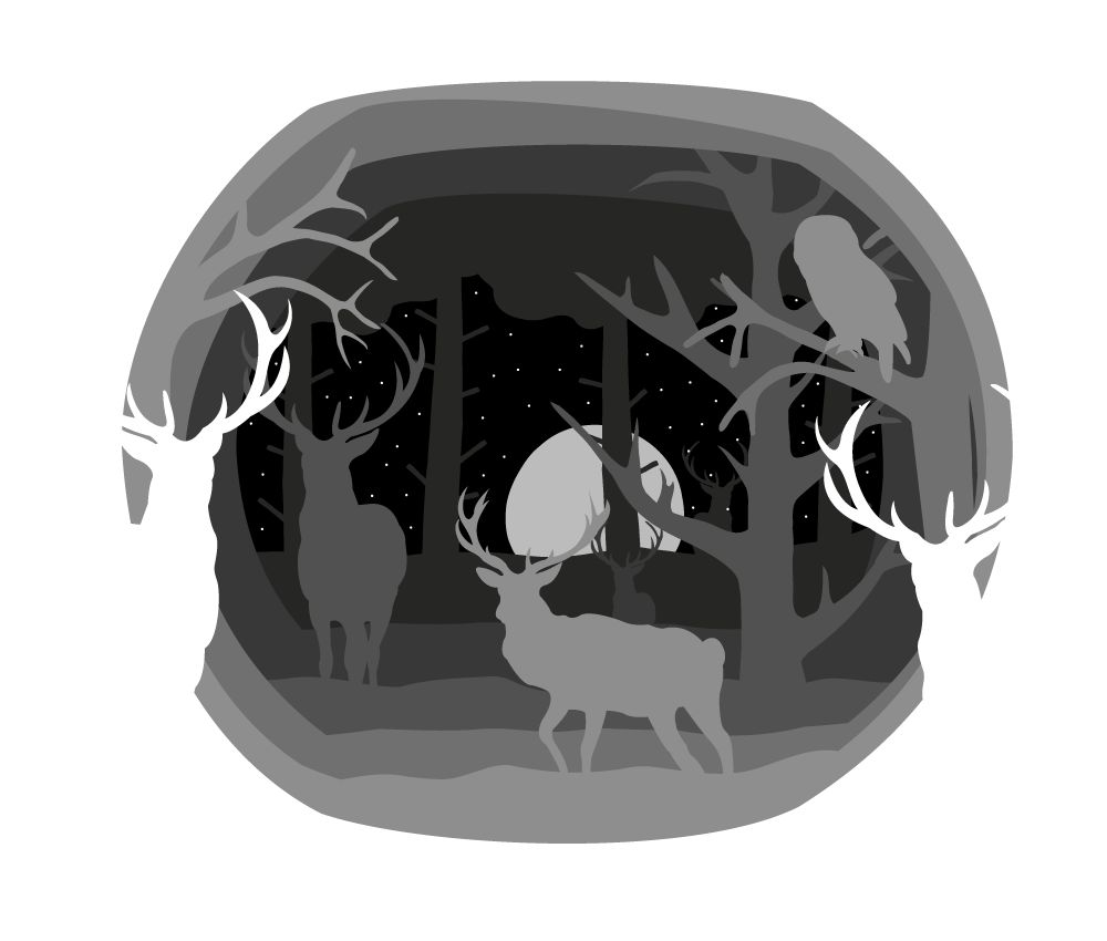 The Forest - image 1 - student project