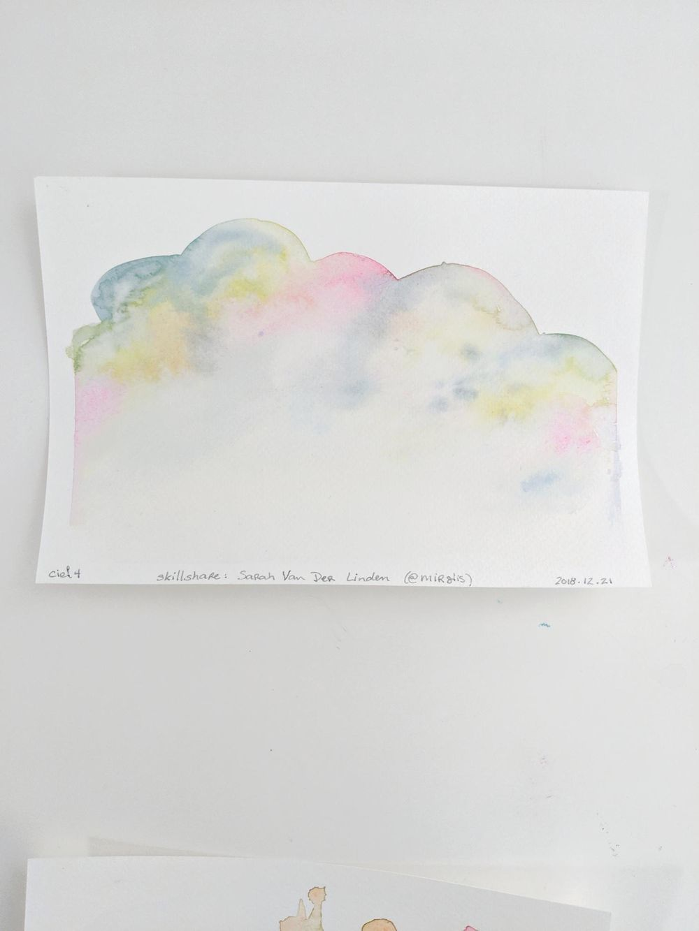 Ciels avec Sarah - image 6 - student project