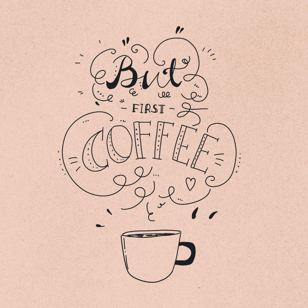 But first coffee - image 3 - student project