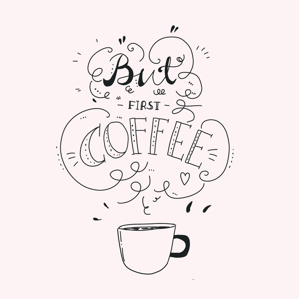 But first coffee - image 2 - student project