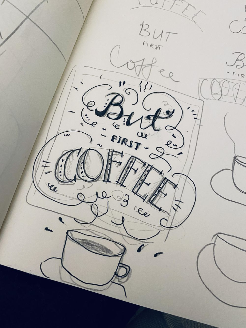 But first coffee - image 1 - student project