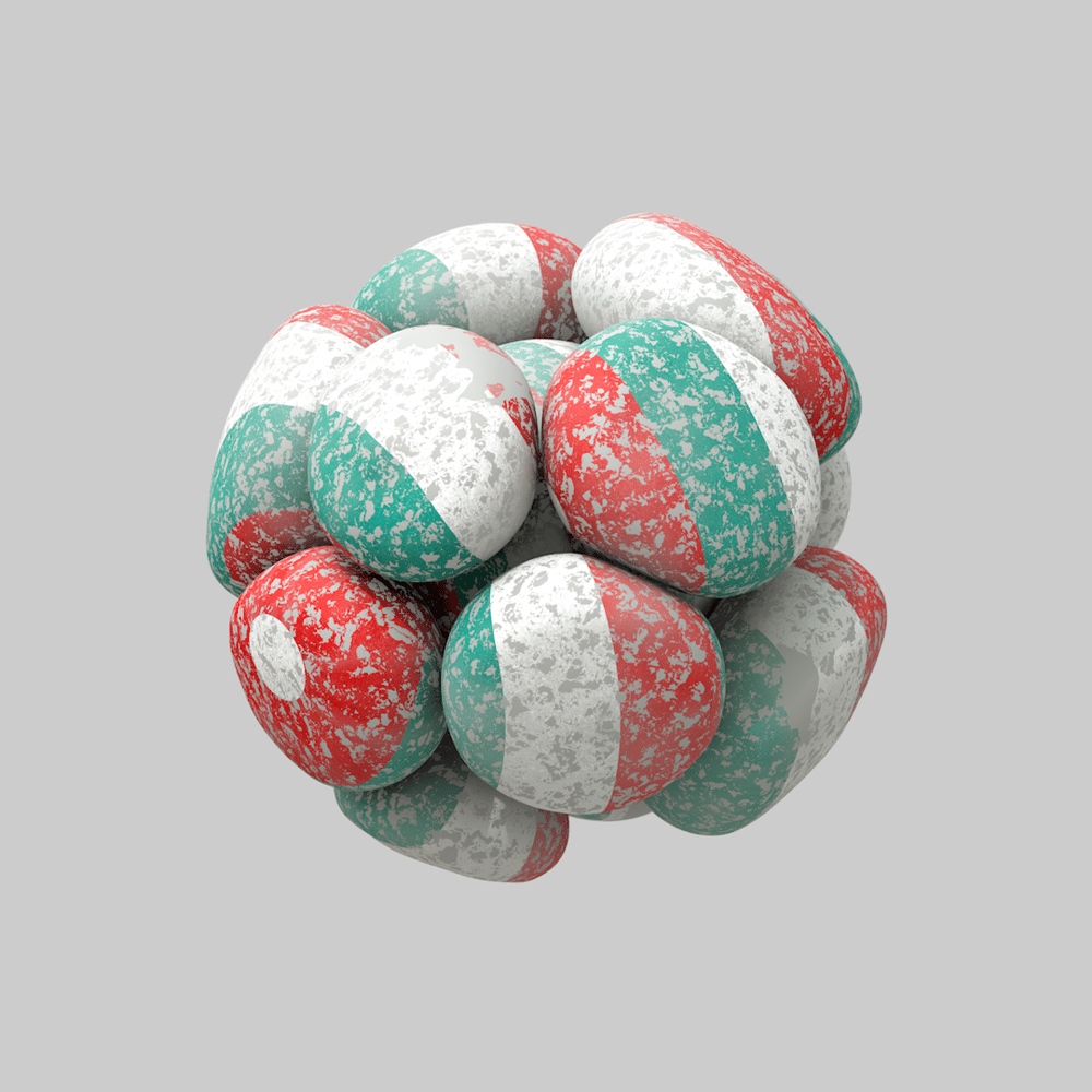 Soft body - Abstract - image 1 - student project