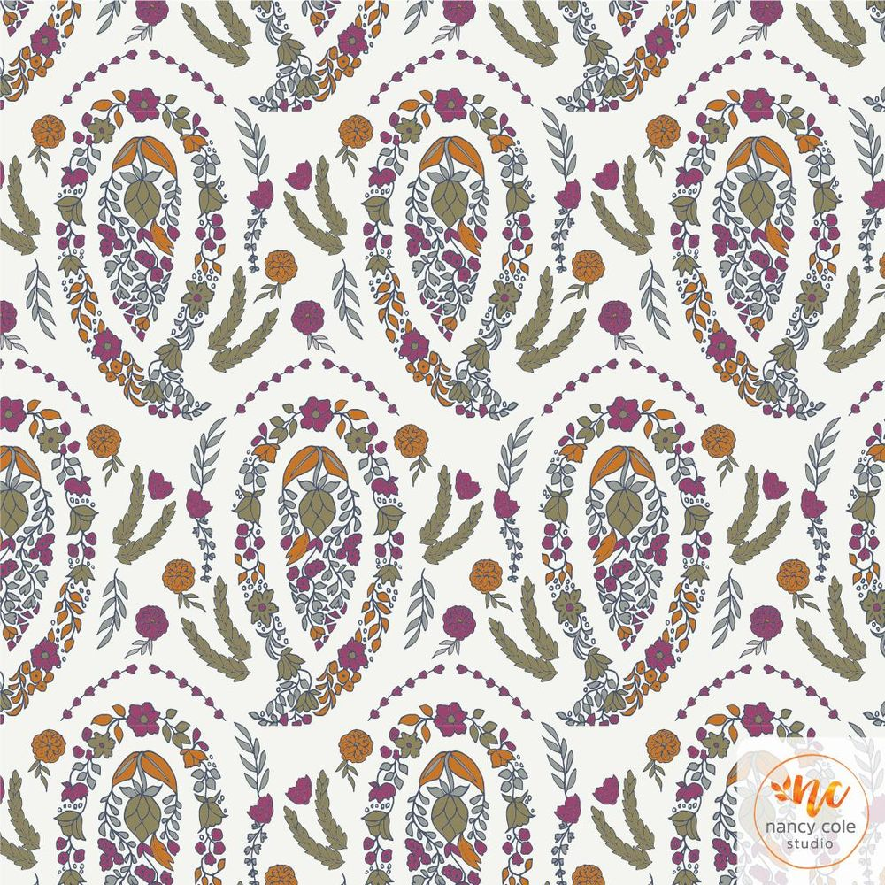 a new color palette and repeating pattern - image 1 - student project