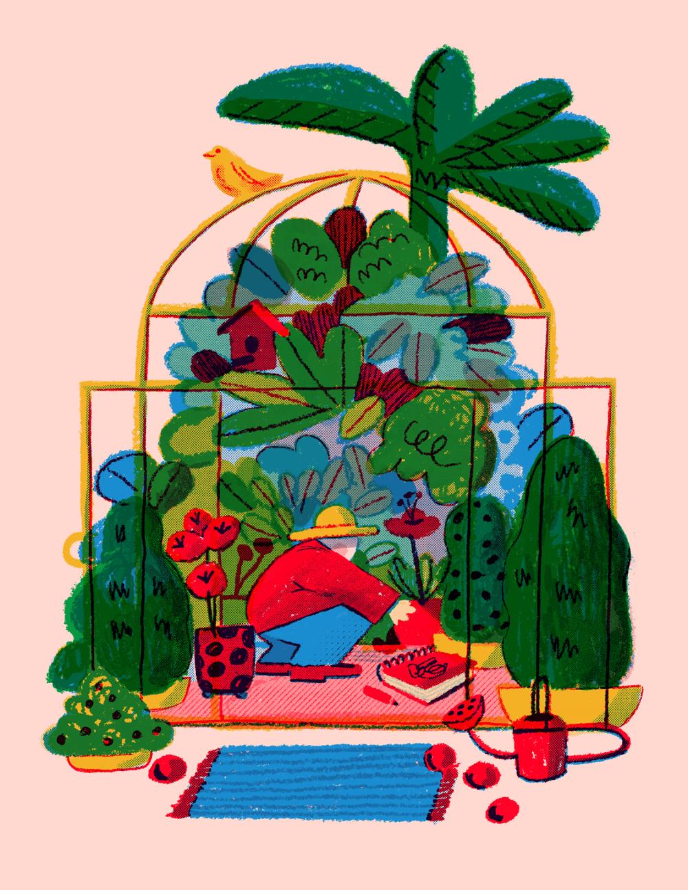 Plant life studio! - image 1 - student project