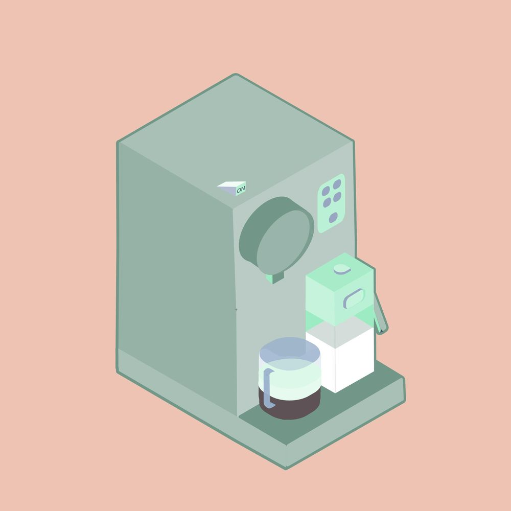 coffee machines - image 3 - student project