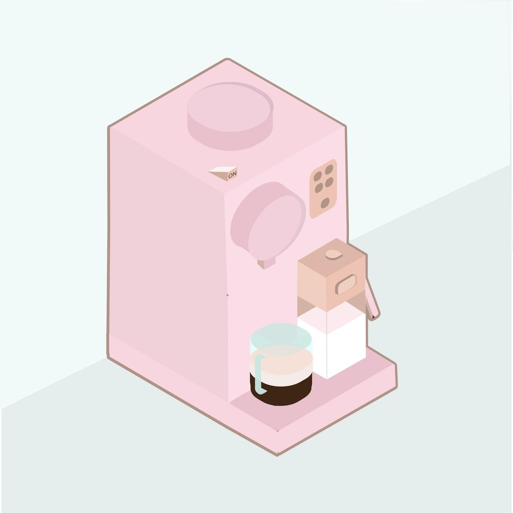 coffee machines - image 2 - student project