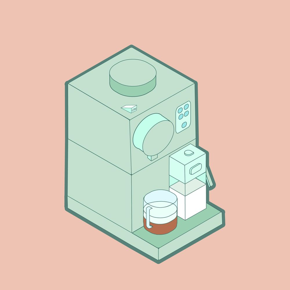 coffee machines - image 1 - student project