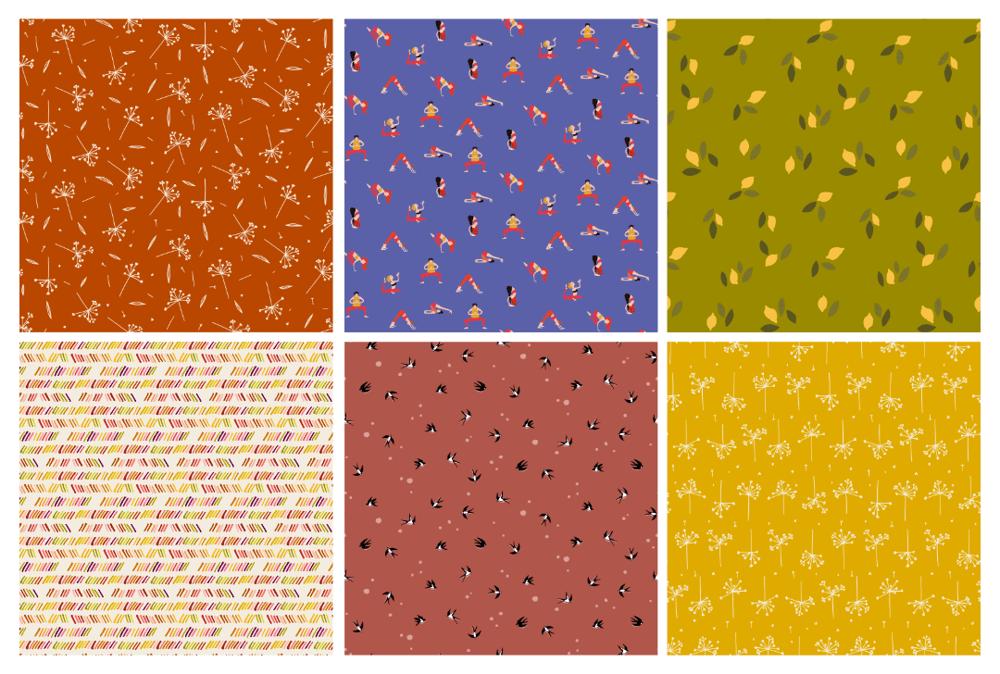Pattern designer living by Markét - image 1 - student project