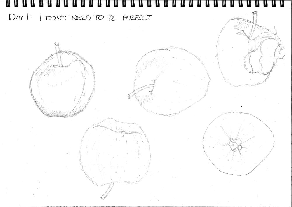 Pen & Pencil Outlines 14 Day Challenge - image 1 - student project