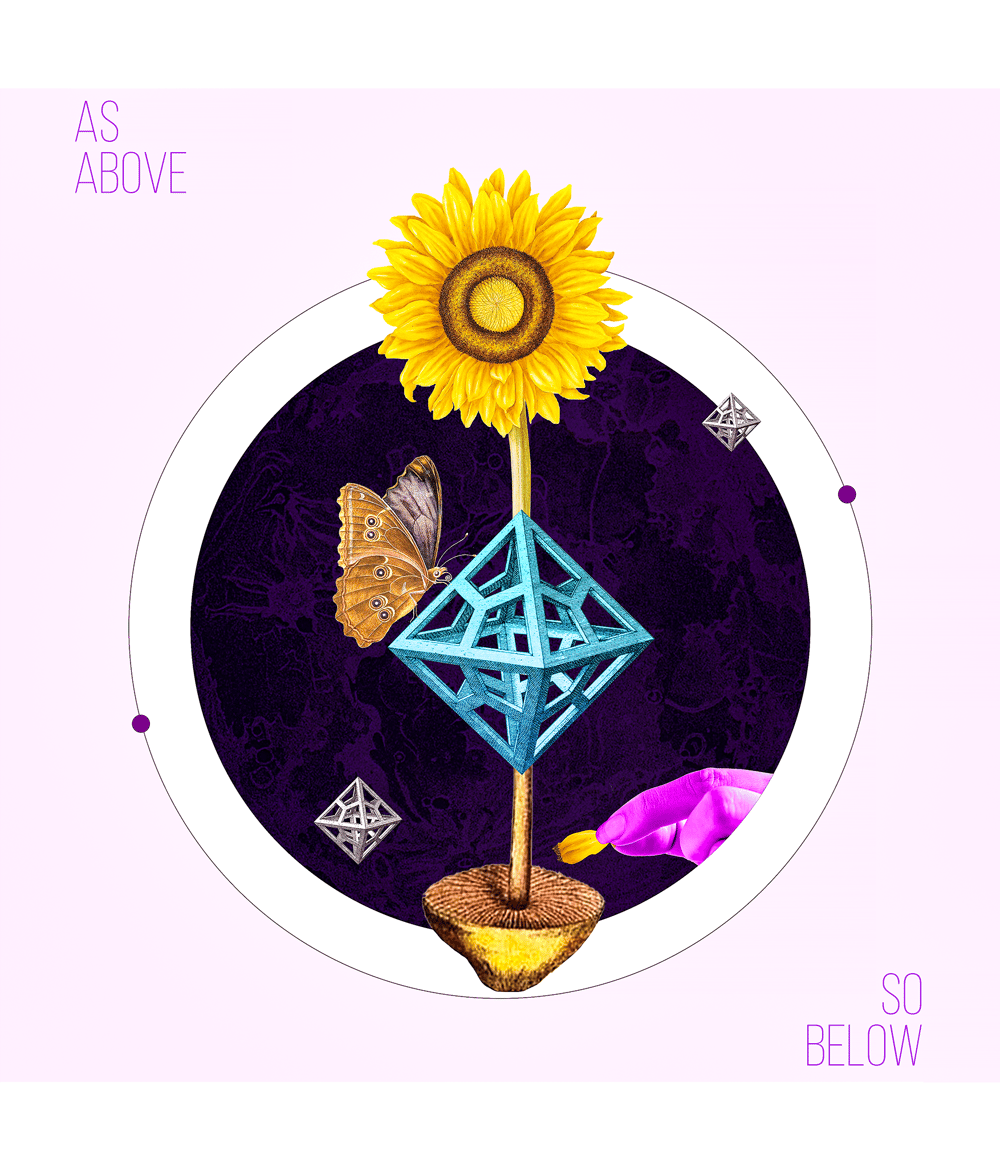 As Above, So Below - image 1 - student project