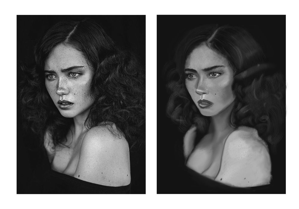 My portraits - image 7 - student project