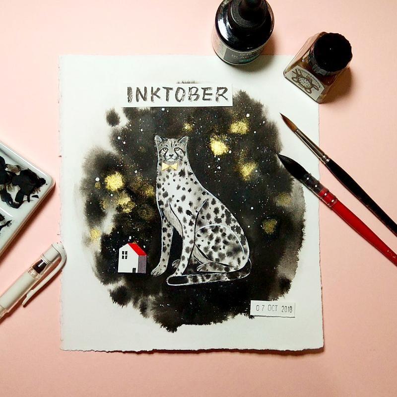 ✧2018 Catober challenge  /ᐠ .ᆺ. ᐟ\ノ - image 2 - student project