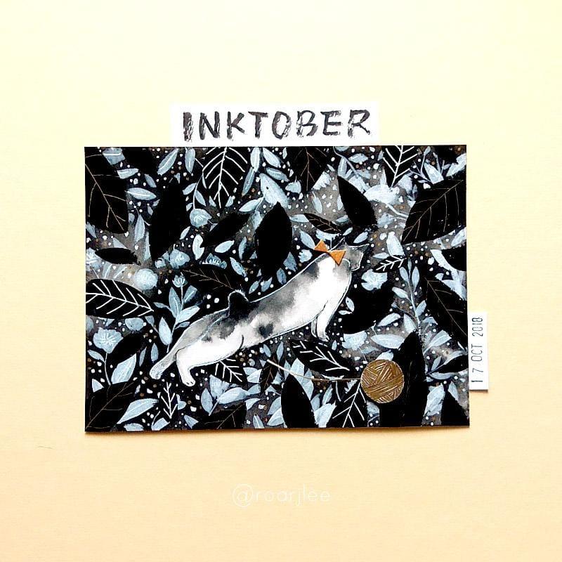 ✧2018 Catober challenge  /ᐠ .ᆺ. ᐟ\ノ - image 3 - student project
