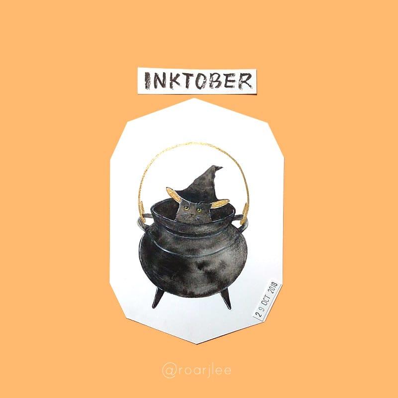 ✧2018 Catober challenge  /ᐠ .ᆺ. ᐟ\ノ - image 7 - student project