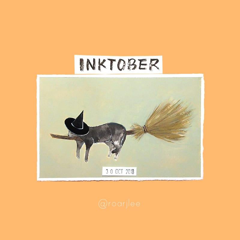 ✧2018 Catober challenge  /ᐠ .ᆺ. ᐟ\ノ - image 8 - student project