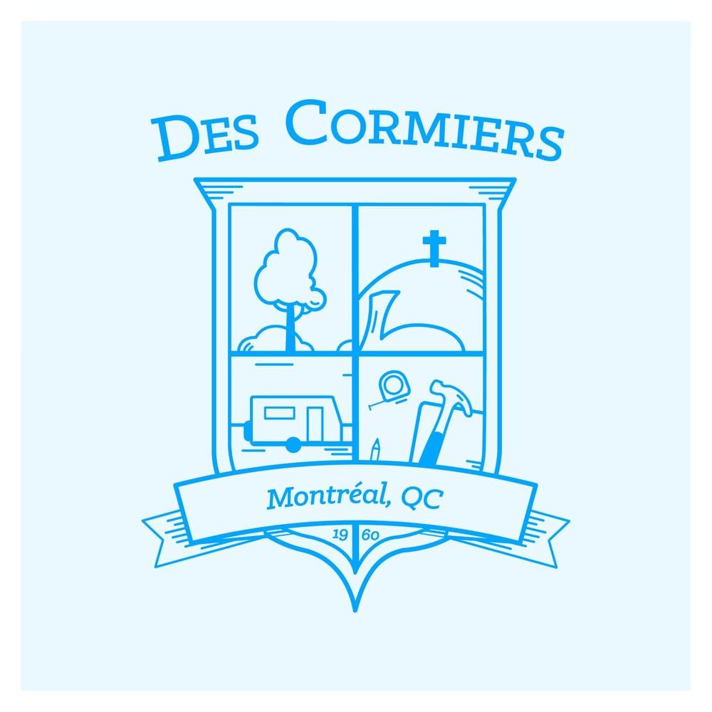 Des Cormiers Family Crest - image 3 - student project