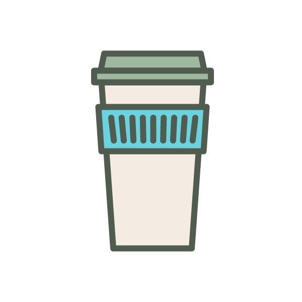 Coffee Icons - image 4 - student project