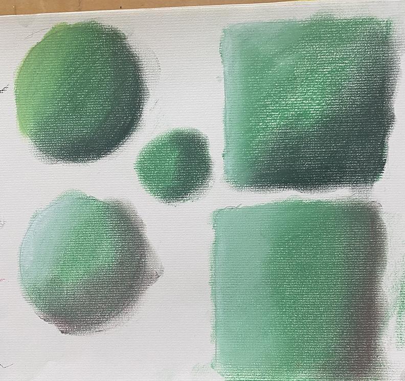 Pastel Study - Lentils - image 1 - student project
