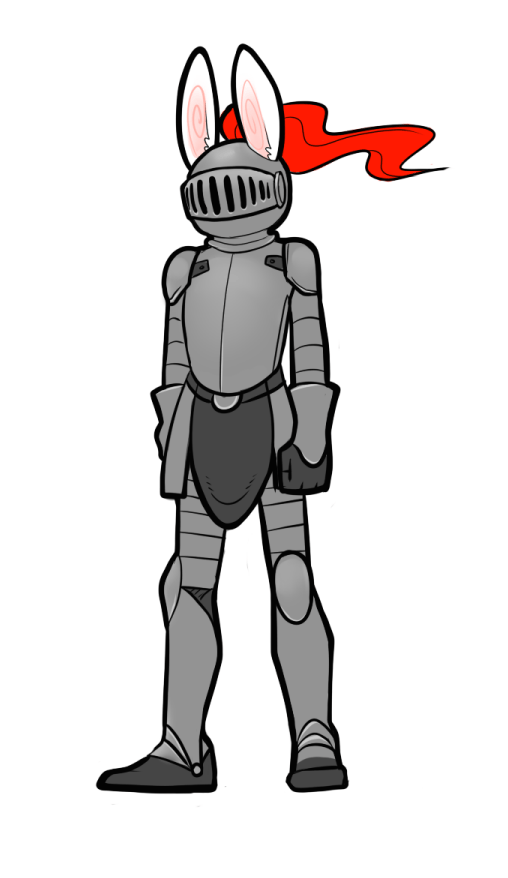 brave knight - image 1 - student project