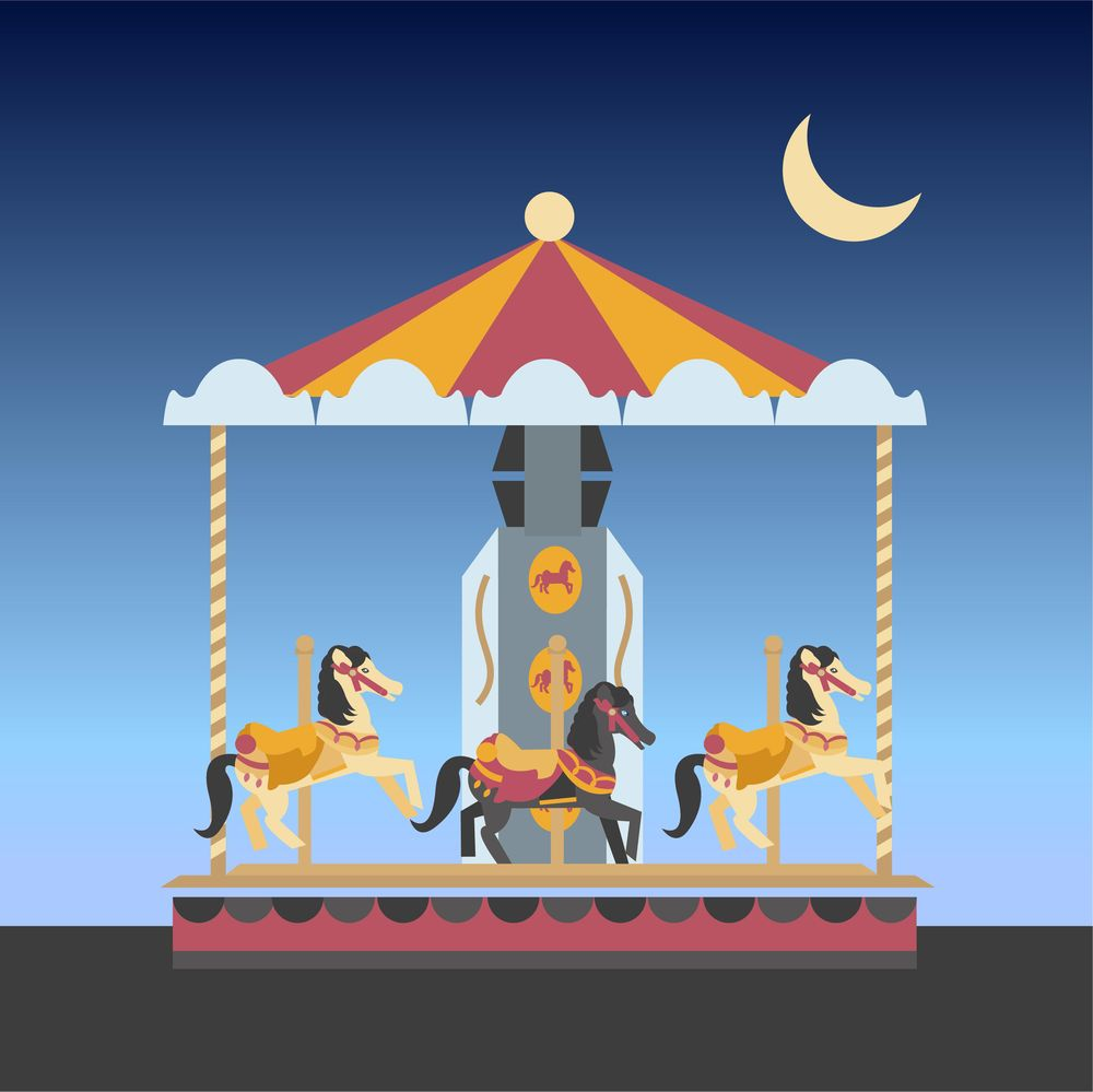 Carousel - image 1 - student project