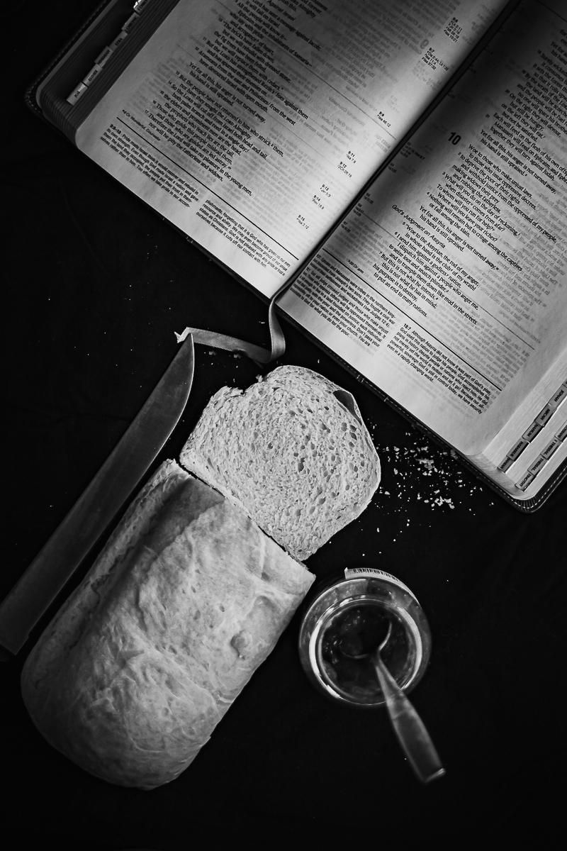 Bread and Bread of Life - image 1 - student project