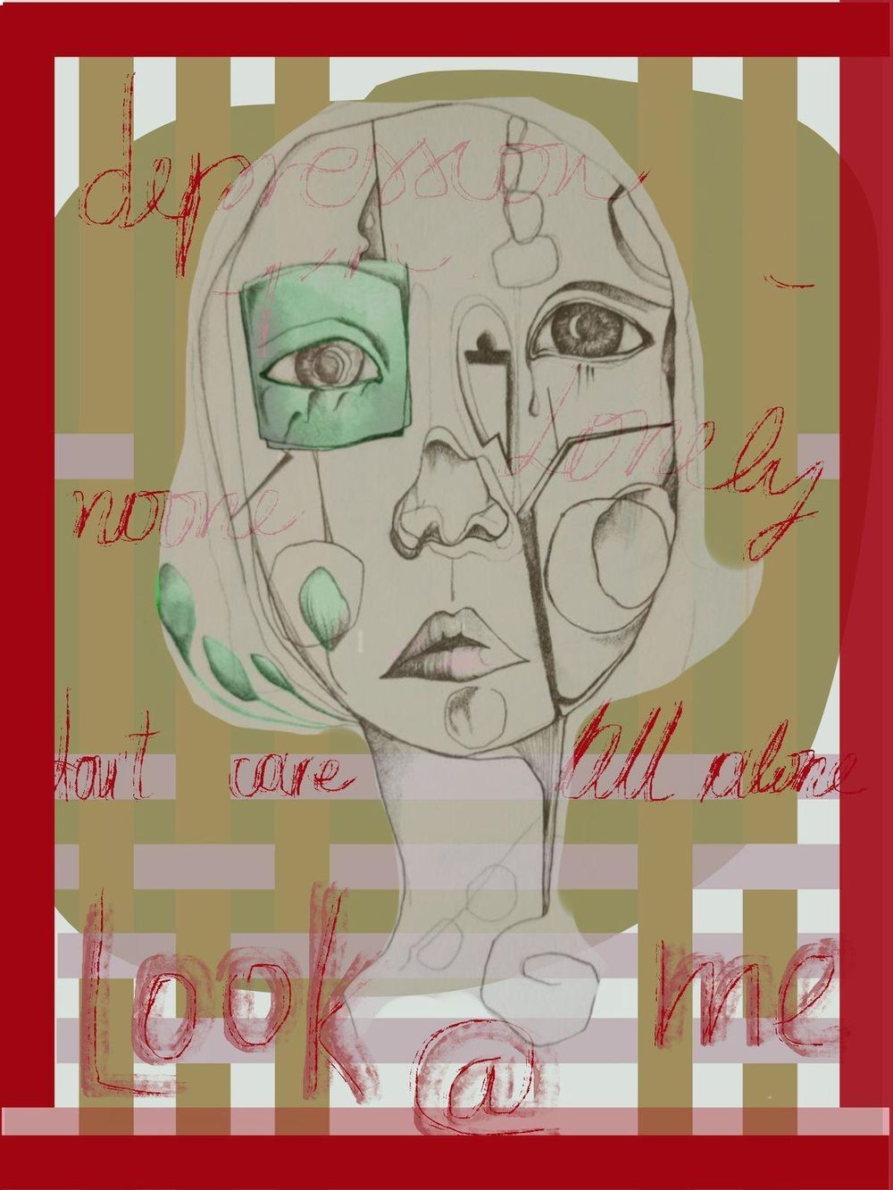 Art>Change>Mental Health - image 1 - student project