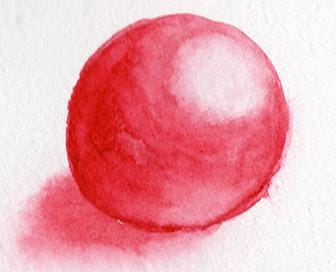 Watercolor Experimentation - image 2 - student project