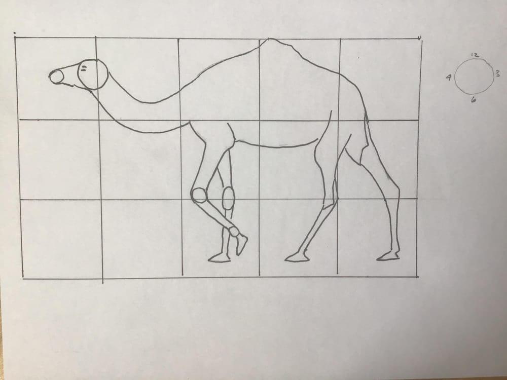 Grid method - image 1 - student project