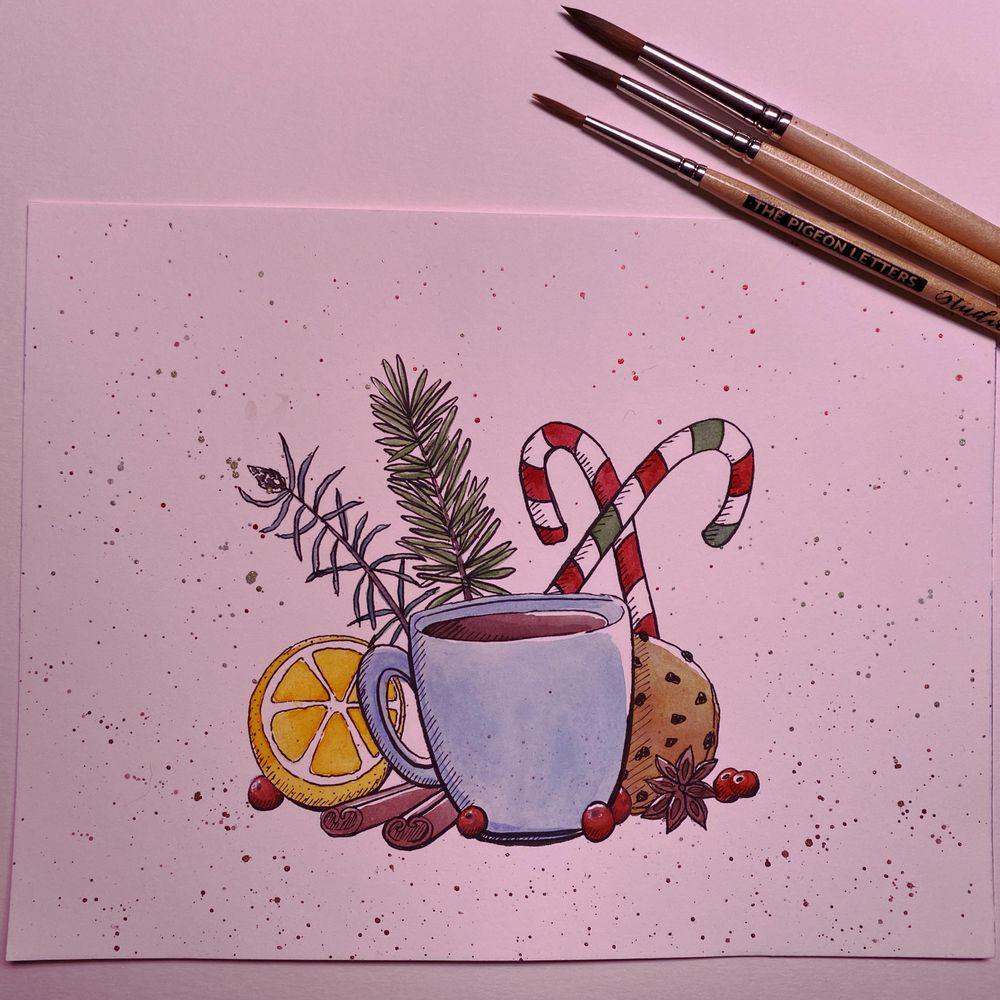 Hot Chocolate and Cheer - image 1 - student project